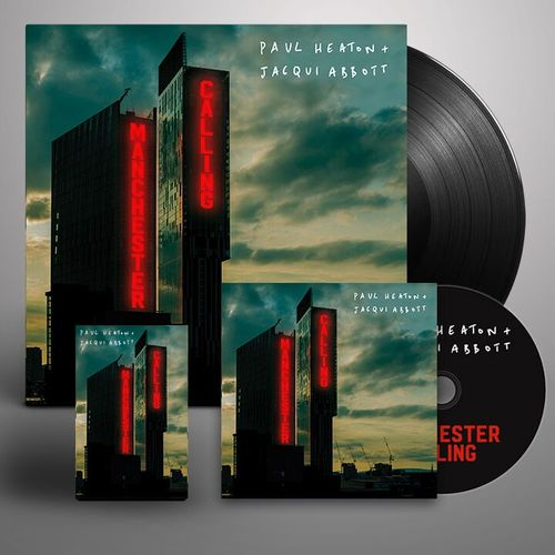 Paul Heaton & Jacqui Abbott: Signed Manchester Calling Deluxe Bundle