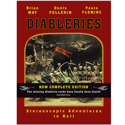 Brian May: Diableries - Stereoscopic Adventures in Hell