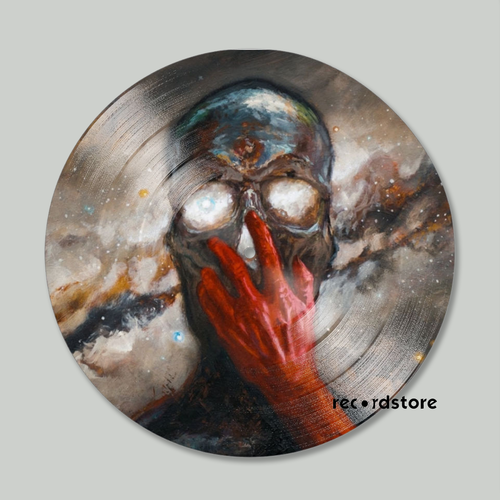 Bury Tomorrow: Cannibal: Limited Edition Picture Disc + Hand-Numbered Signed Art Print