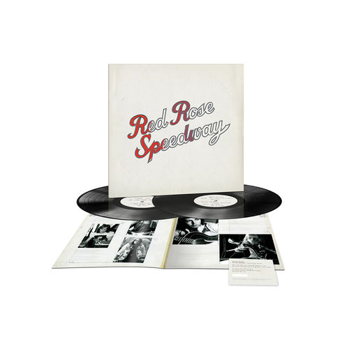 Paul McCartney and Wings: Red Rose Speedway (Original Double Album)