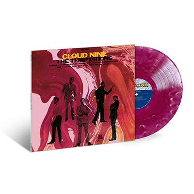 The Temptations: Cloud Nine - Limited Edition Psychedelic Spaced Out Colour Vinyl