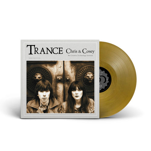 Chris & Cosey: Trance: Limited Edition Gold Coloured Vinyl