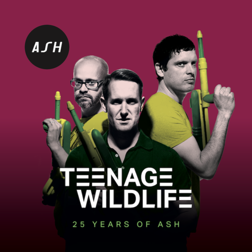 Ash: Teenage Wildlife [25 Years of ASH]: Signed 2CD
