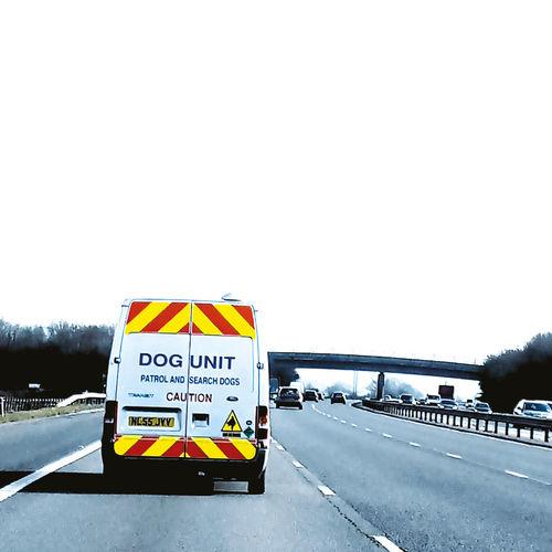 Dog Unit: Barking To Gospel EP: Signed Vinyl