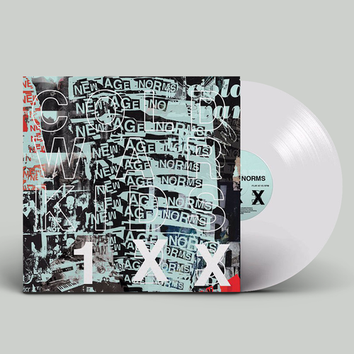 Cold War Kids: New Age Norms 1: Limited Edition White Vinyl