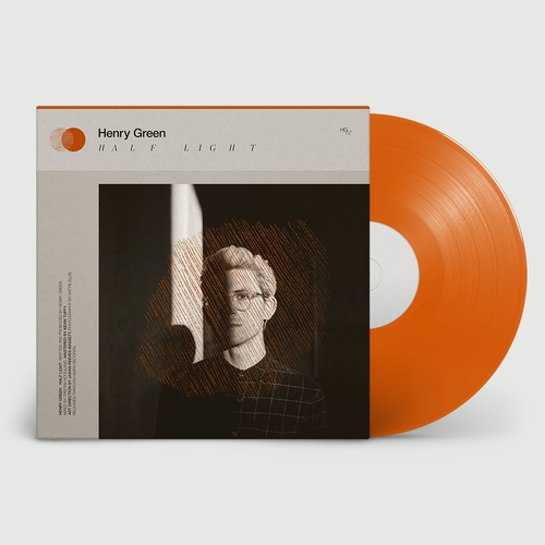 Henry Green: Half Light: Signed Deep Orange Vinyl