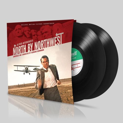 Bernard Herrmann: North by Northwest