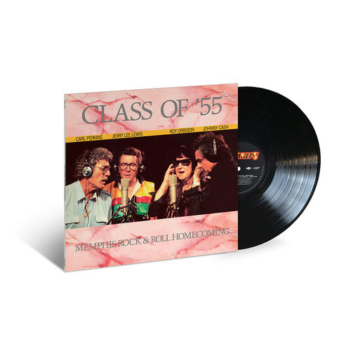 Johnny Cash, Roy Orbison, Jerry Lee Lewis, Carl Perkins: Class Of '55: Memphis Rock & Roll Homecoming