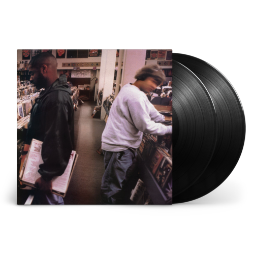 DJ Shadow: Endtroducing