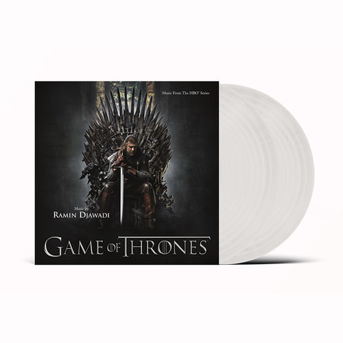 Ramin Djawadi: Game Of Thrones: Exclusive White Vinyl