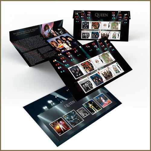 Queen: Presentation Pack