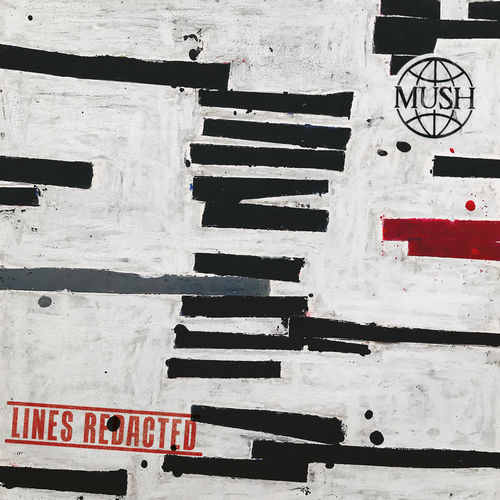 Mush: Lines Redacted: Signed CD