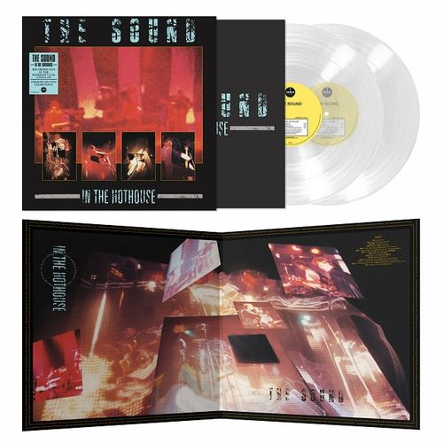 The Sound: In The Hothouse: Limited Edition Double Clear Vinyl