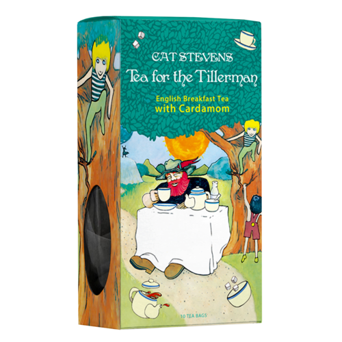 Cat Stevens: Tea For The Tillerman 2 Tea by Love Cocoa