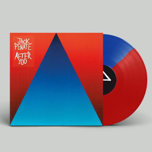 Jack Penate: After You: Limited Edition Red + Blue Split Vinyl