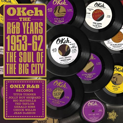 Various: OKeh 'The R&B Years 1953-62'