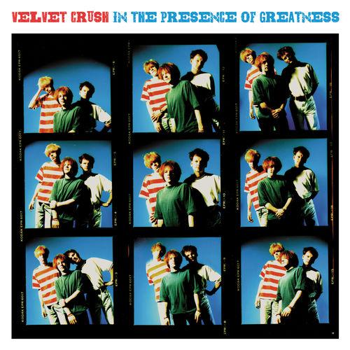 Velvet Crush: In The Presence Of Greatness: Turqoise Vinyl