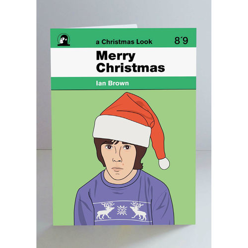 Ian Brown: Ian Brown Christmas Card