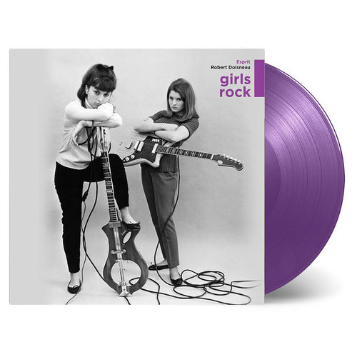 Various Artists: Girls Rock: Limited Edition Purple Vinyl