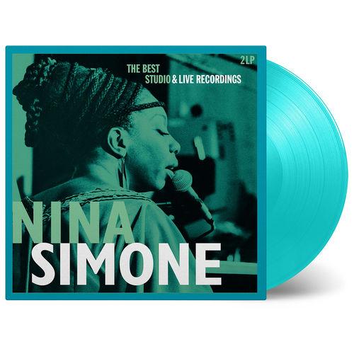 Nina Simone: Best Studio & Live Recordings (Double Turquoise Edition)
