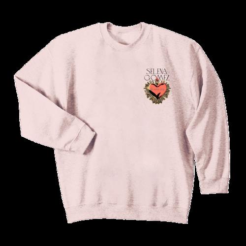 SelenaGomez: Sacred Heart Pullover