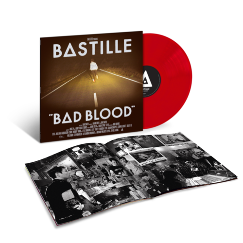 Bastille: Bad Blood (Red LP)