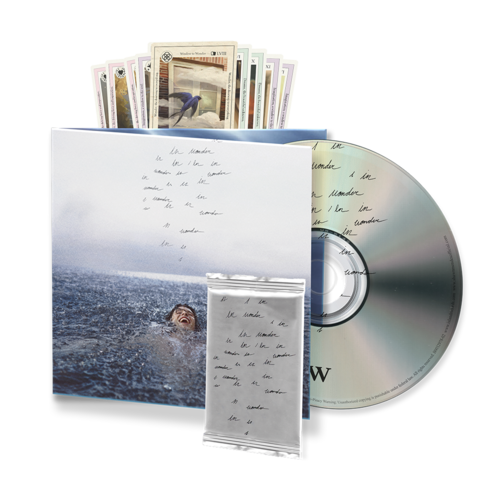 Shawn Mendes: Wonder CD W/ Limited Collectible Cards Pack IV