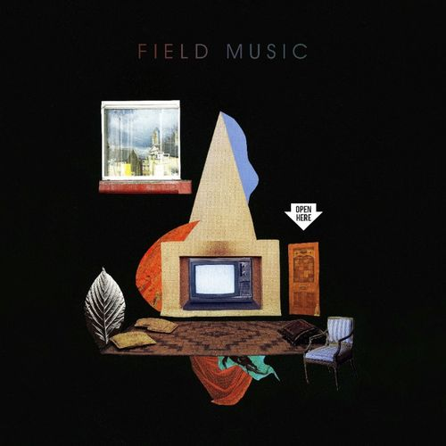 Field Music: Open Here: Signed