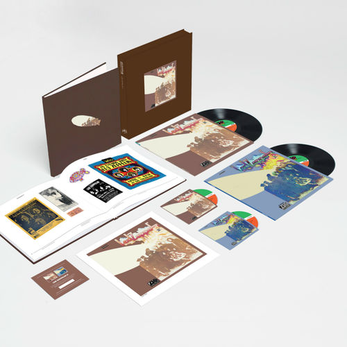 Led Zeppelin: Led Zeppelin II: Super Deluxe Edition CD + Vinyl Box