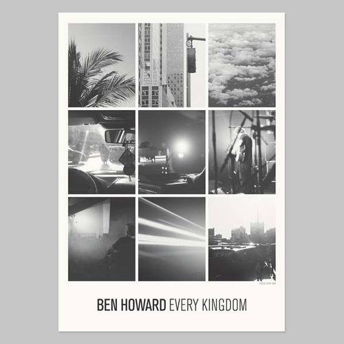 Ben Howard: EK GRID PHOTO POSTER
