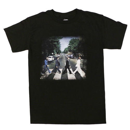 The Beatles: Abbey Road T-Shirt - Small