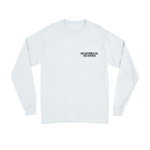 Niall Horan: Heartbreak Weather White Longsleeve