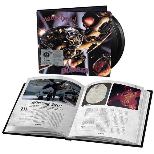 Motörhead: Bomber: Expanded Triple Vinyl Edition
