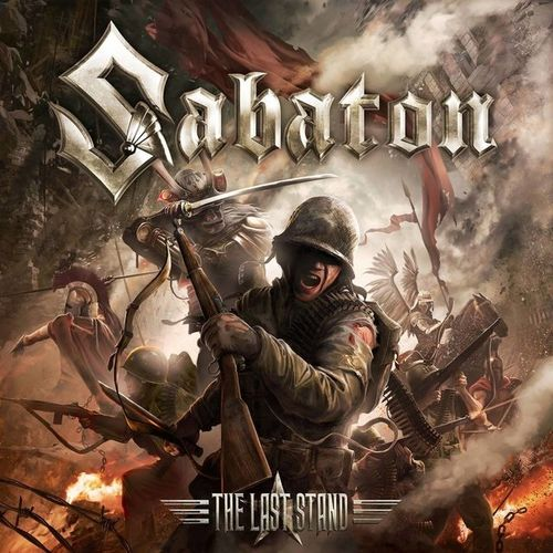 Sabaton: The Last Stand CD