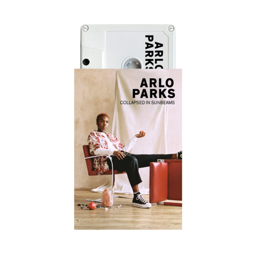 Arlo Parks: Collapsed In Sunbeams: Limited Edition Cassette