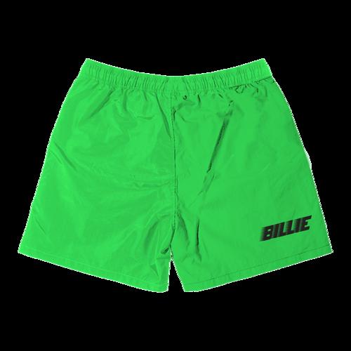 Billie Eilish: Billie Green Slime Sweatshorts