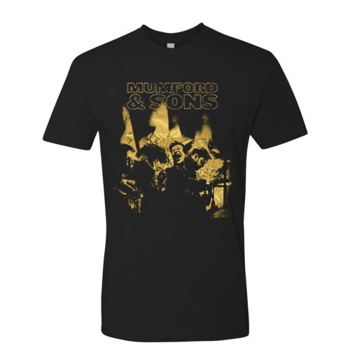 Mumford & Sons : Dust and Thunder T-Shirt