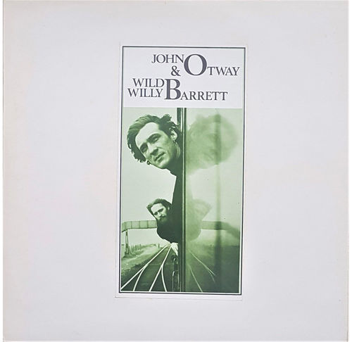 John Otway & Wild Willy Barrett: John Otway & Wild Willy Barrett: Green and Blue Vinyl [RSD 2019]
