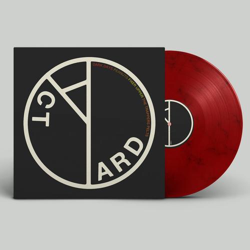 Yard Act: Dark Days EP: Signed Ash Red 12