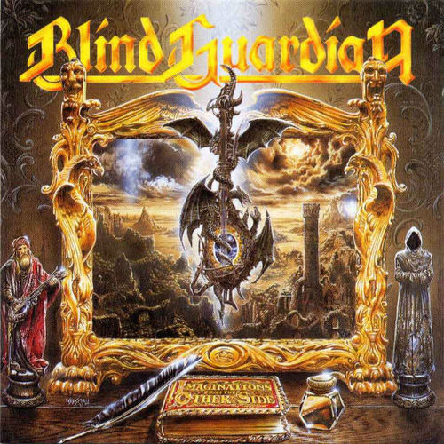 Blind Guardian: Imaginations From The Other Side: Limited Edition Double Picture Disc