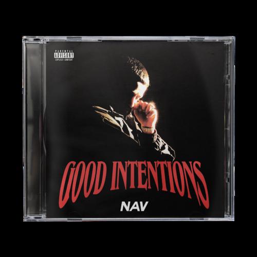 Nav: Good Intentions Standard CD