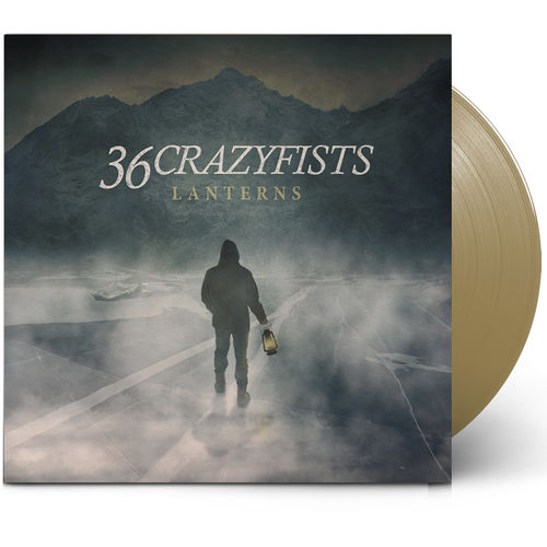 36 Crazyfists: Lanterns Double Gold Vinyl