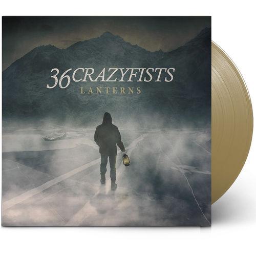 36 Crazyfists: Lanterns Double Gold Vinyl