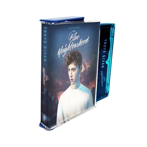 Troye Sivan: Blue Neighbourhood Cassette