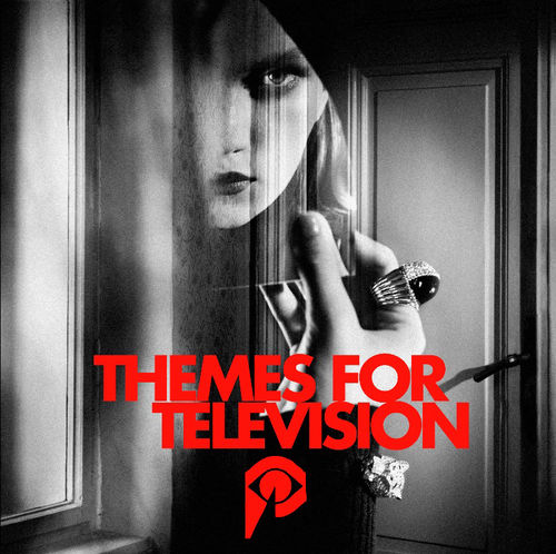 Johnny Jewel: Themes for Television: Red Vinyl