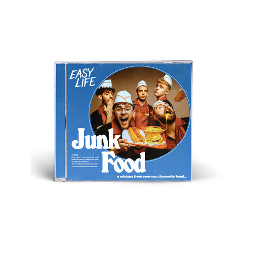 Easy Life: Junk Food EP: CD