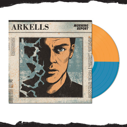 Arkells: Morning Report Coloured LP