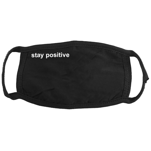 The Streets: The Streets: 'Stay Positive' Facemask