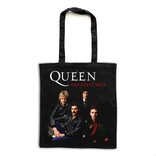 Queen: Greatest Hits Tote Bag