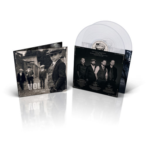 Volbeat: Rewind, Replay, Rebound: Exclusive Clear Vinyl
